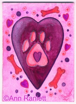 Click here to find Ann's Valentine Art on eBay